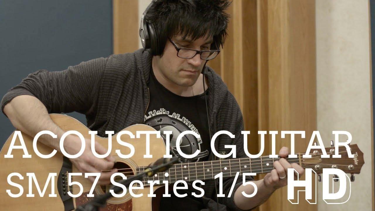 Acoustic Guitar Home Studio Audio Recording And Mixing 1 5 Acoustic Guitar Guitar Acoustic