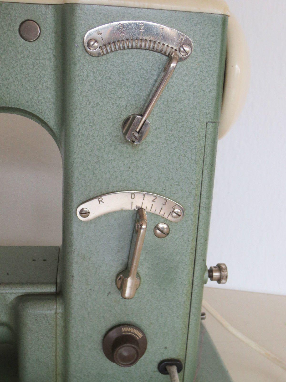 Nähmaschine Gritzner Automatic FZ Profinähmaschine  (sewing machine)