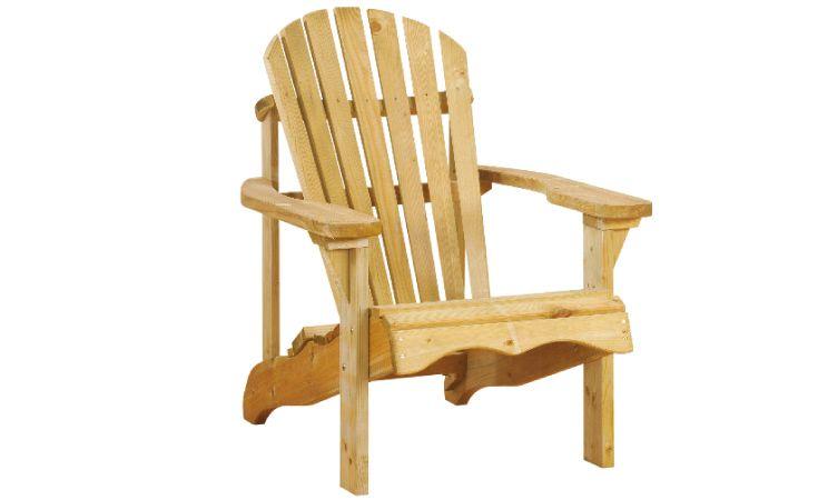Canadian Deckchair Deckchair Gartenliege