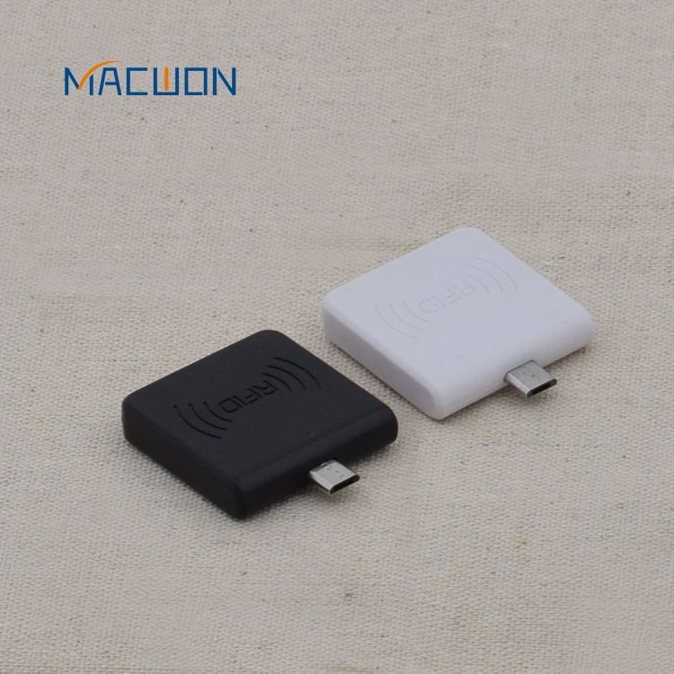 13 56mhz Mini USB android long range rfid card reader