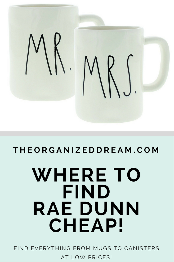 This Is An Awesome Place To Find Rae Dunn Super Cheap Rae Dunn