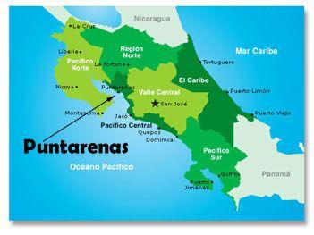 Puntarenas Costa Rica Panama Canal Puntarenas Costa Rica