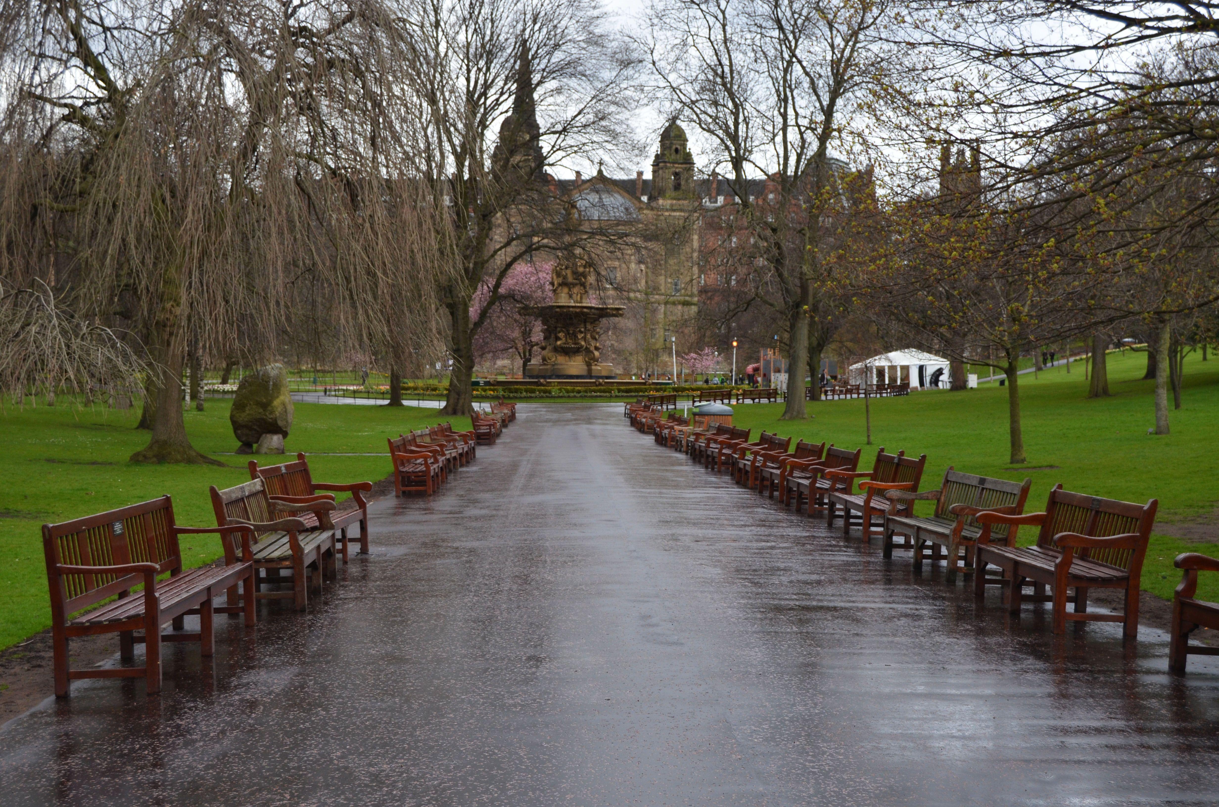 Princess Street Garden