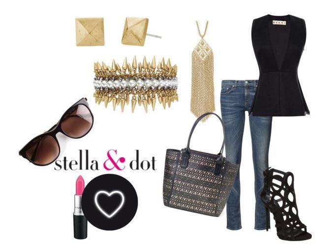 Stella & Dot, Rag & Bone Jeans...<3