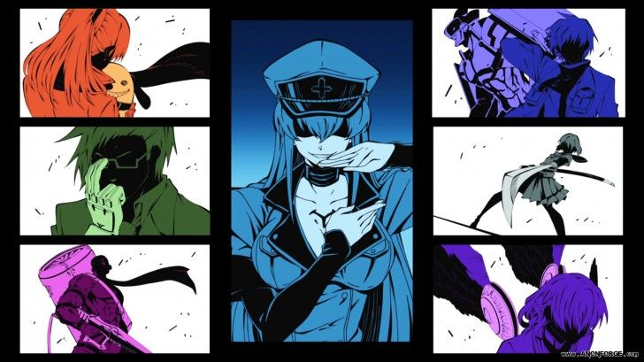 Jaegers Akame Ga Kill Anime Wallpaper Hd Image With Images