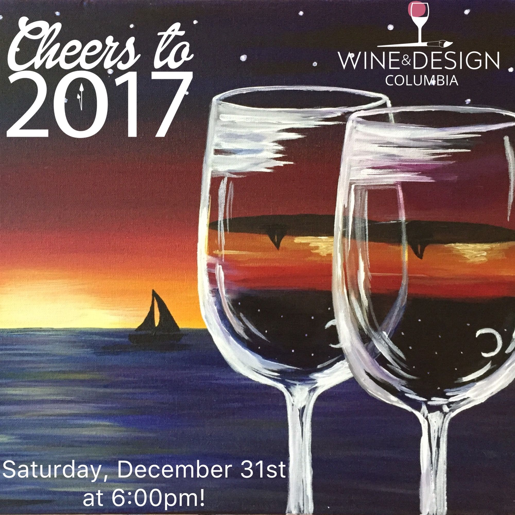 Pin By Wine Design Columbia On Studio Offerings Wine Design Paint And Sip Wine Painting