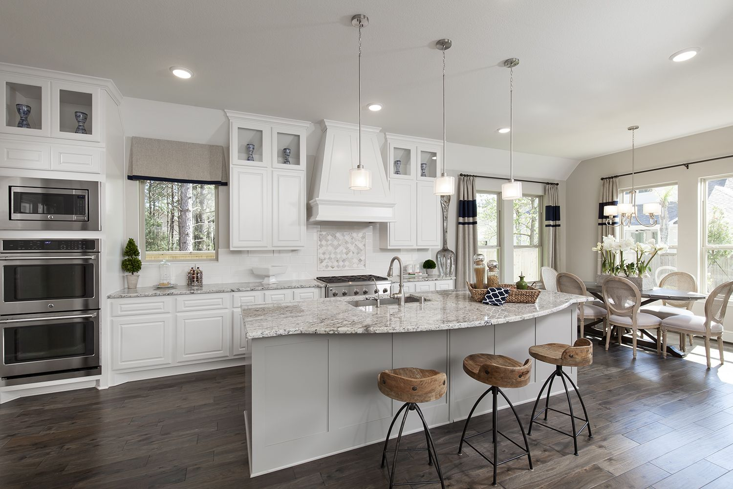 Coventry Homes in Liberty Branch | The Woodlands, TX | Kitchens ...