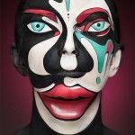 Amazing #makeup 2d art