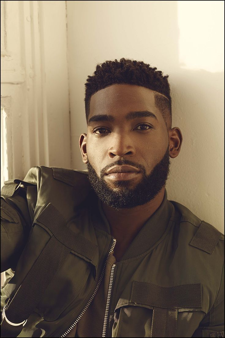 Black Men Haircuts With Beards Black Hair Pinterest Black Men