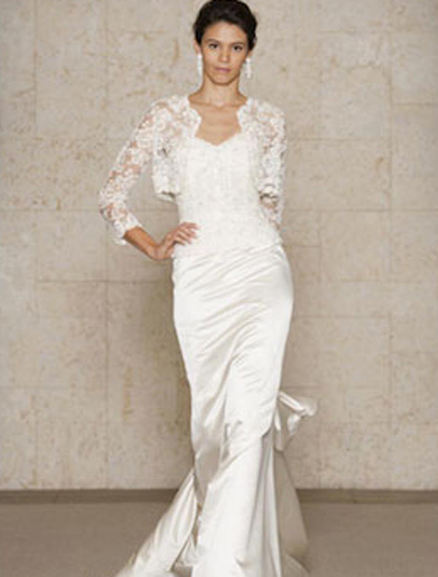 Oscar de la renta e corset discount designer bridal top