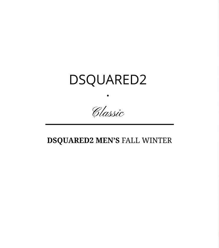 Dsquared2 (Neon), Cree un catálogo corporativo, un anuario, una ...