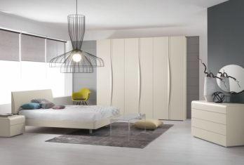 Camere da letto Moderne Torino - SUMISURA fabbrica Arredamenti ...