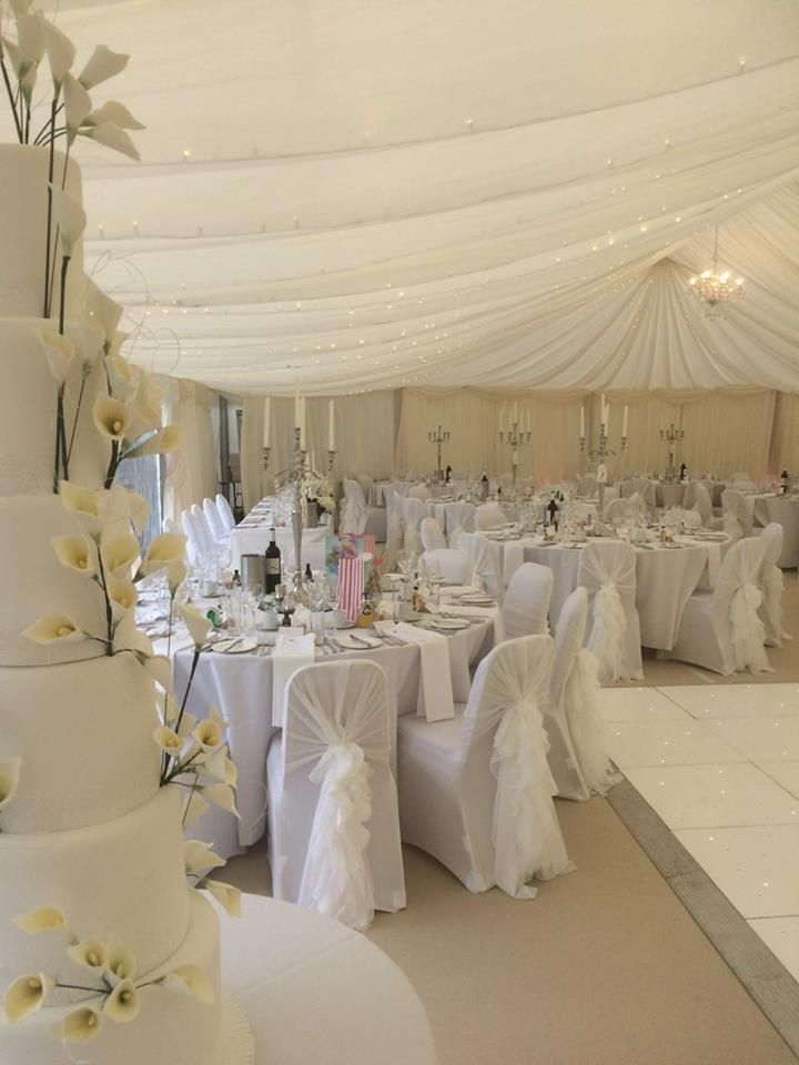 Wedding Marquee Hire All White Everything Summer Marquee
