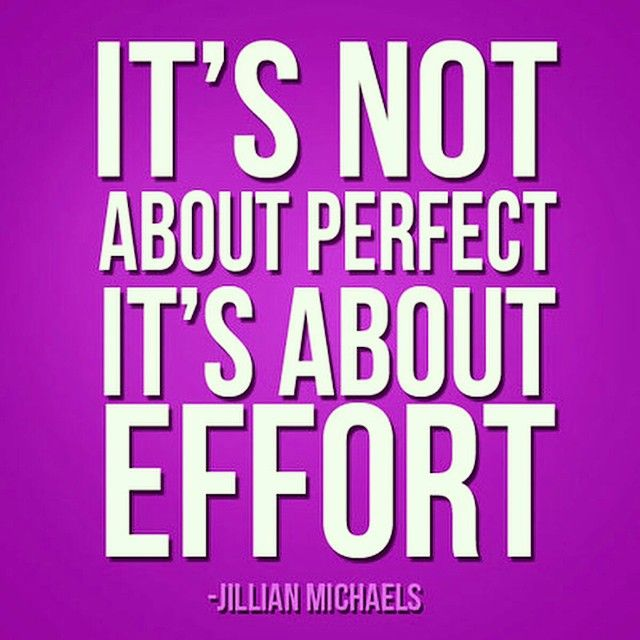 Where is your effort on a scale from 1-10? #inspiration #motivation