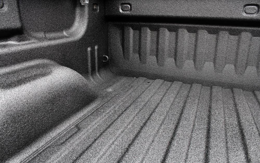 LINEX spray in bed liner Truck accessories, Truck bed