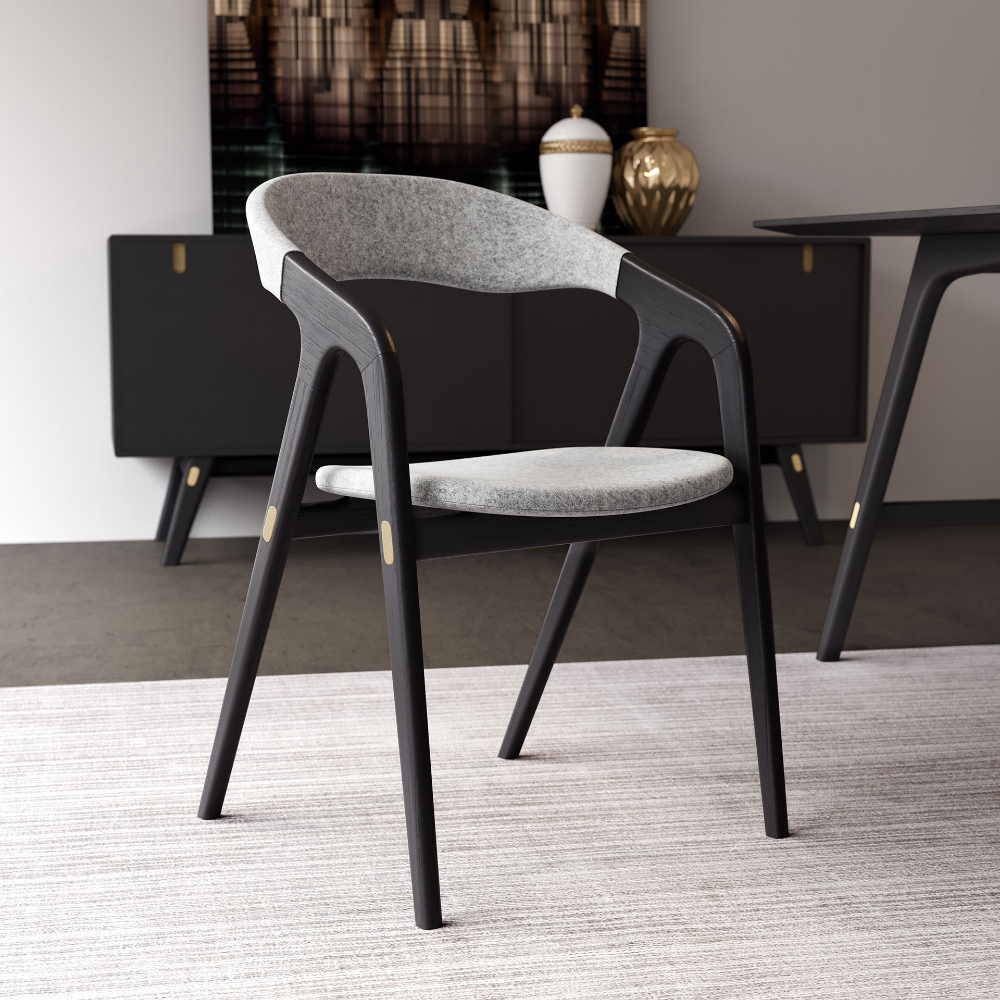 Kaede Chair Dining Chairs Dining Chair Design Minimalist Chair