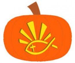 Christian Pumpkin Carving for Halloween