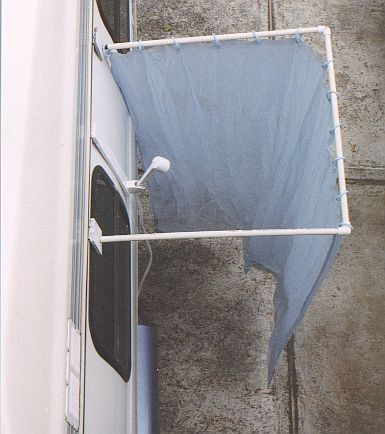 Pin By Cchsc On Toy Hauler In 2020 Outdoor Camping Shower