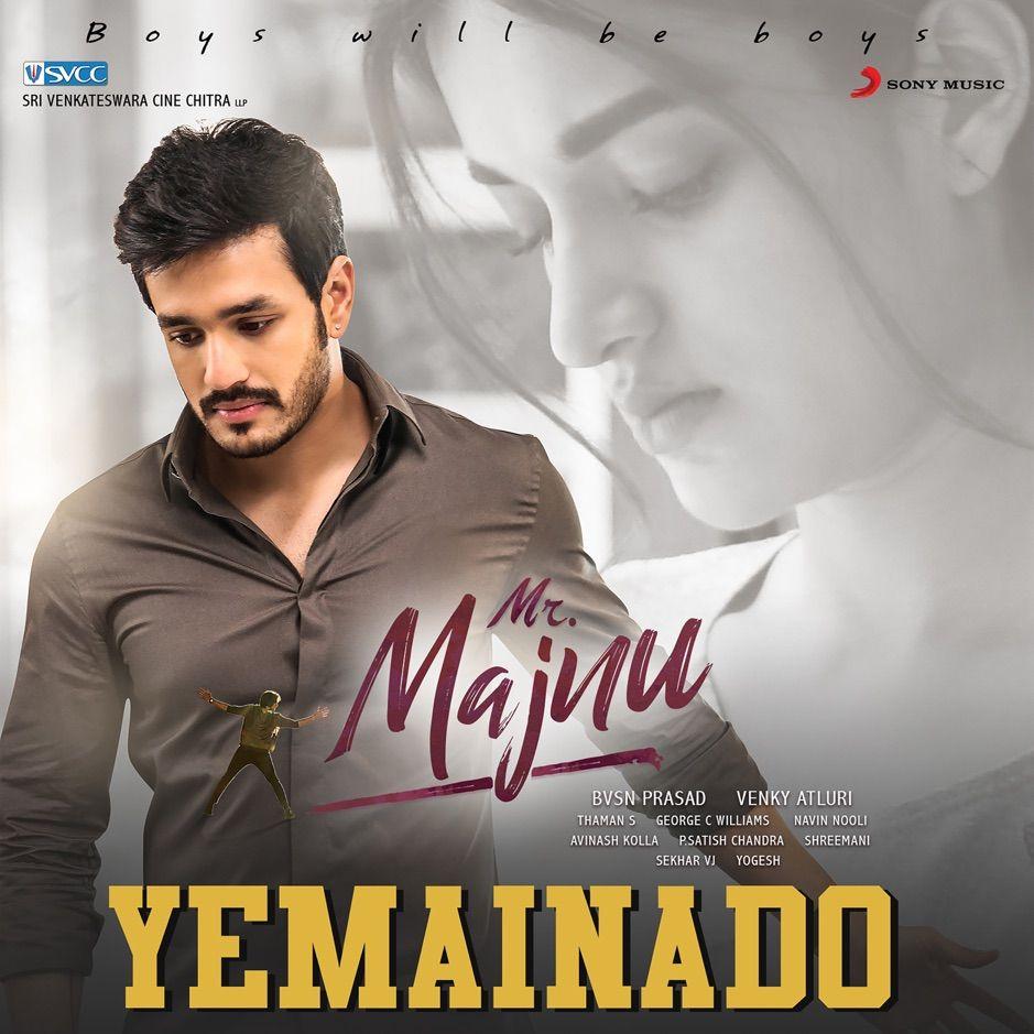 Yemainado From Mr Majnu Single By Thaman S Armaan Malik Sponsored Single Thaman Amp Majnu Affil Love Story Movie Movies Romantic Movies