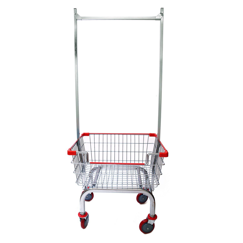 Coin Laundry Cart Cart Supply Heavy Duty Rolling Cart Laundry