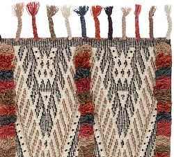 Kilim rug from Pottery Barn