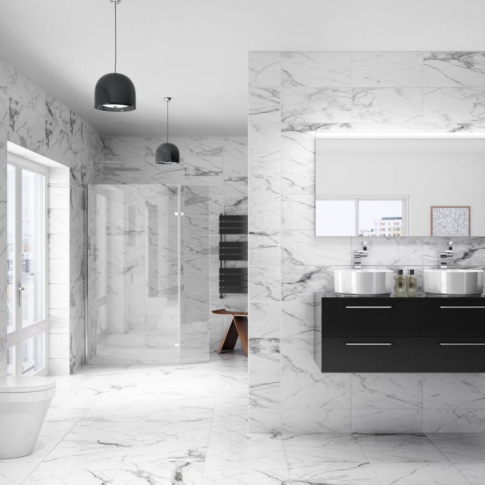 Hd Wall Tiles Design White Marble Tiles Ceramic Floor Tiles
