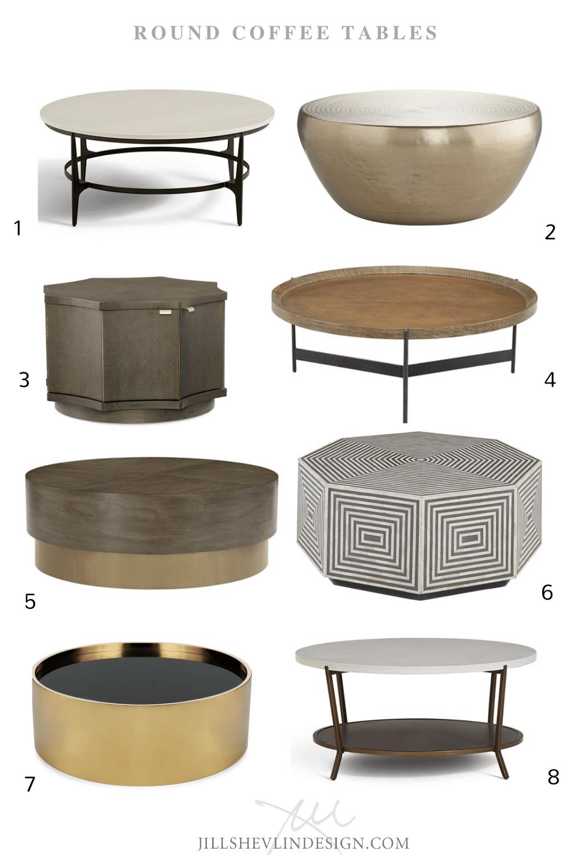 Shop Coffee Tables In 2020 Unique Coffee Table Round Coffee Table Modern Coffee Tables