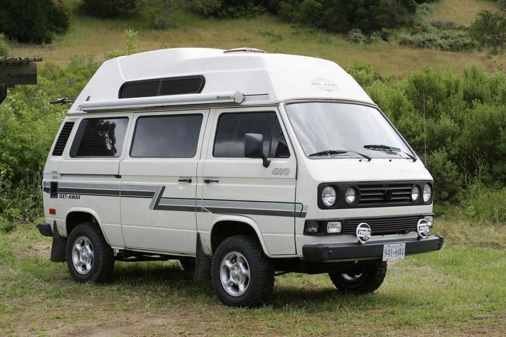 want vw syncro high top vw vanagons westfalias pop top camper bus vans rvs adventure. Black Bedroom Furniture Sets. Home Design Ideas