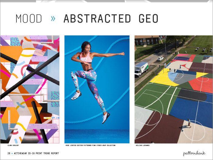 Spring Summer 2019 Print Trends Design studio Denim trends
