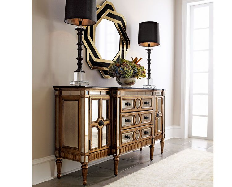 furniture for the foyer entrance