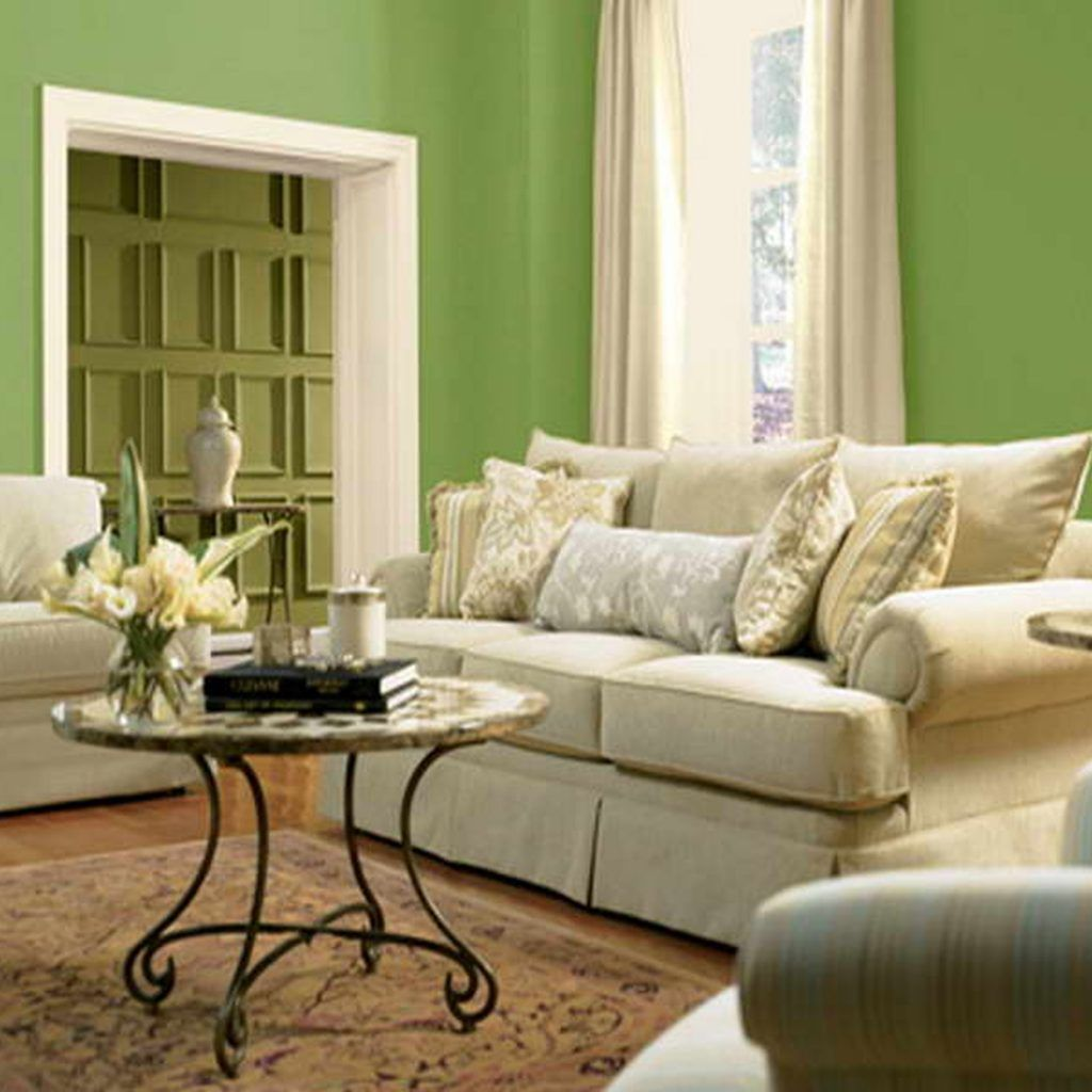 Living Room Color Design For Small House