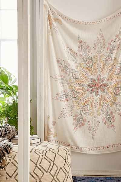 pleasurable plum and bow curtains. Plum  Bow Folky Fine Lines Tapestry Urban outfitters