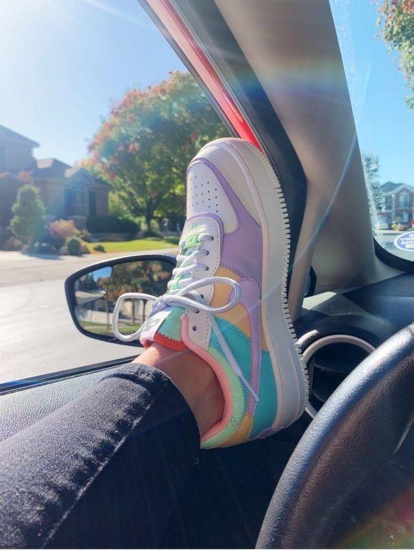 Nike Air Force One Reflective – ZapasRun