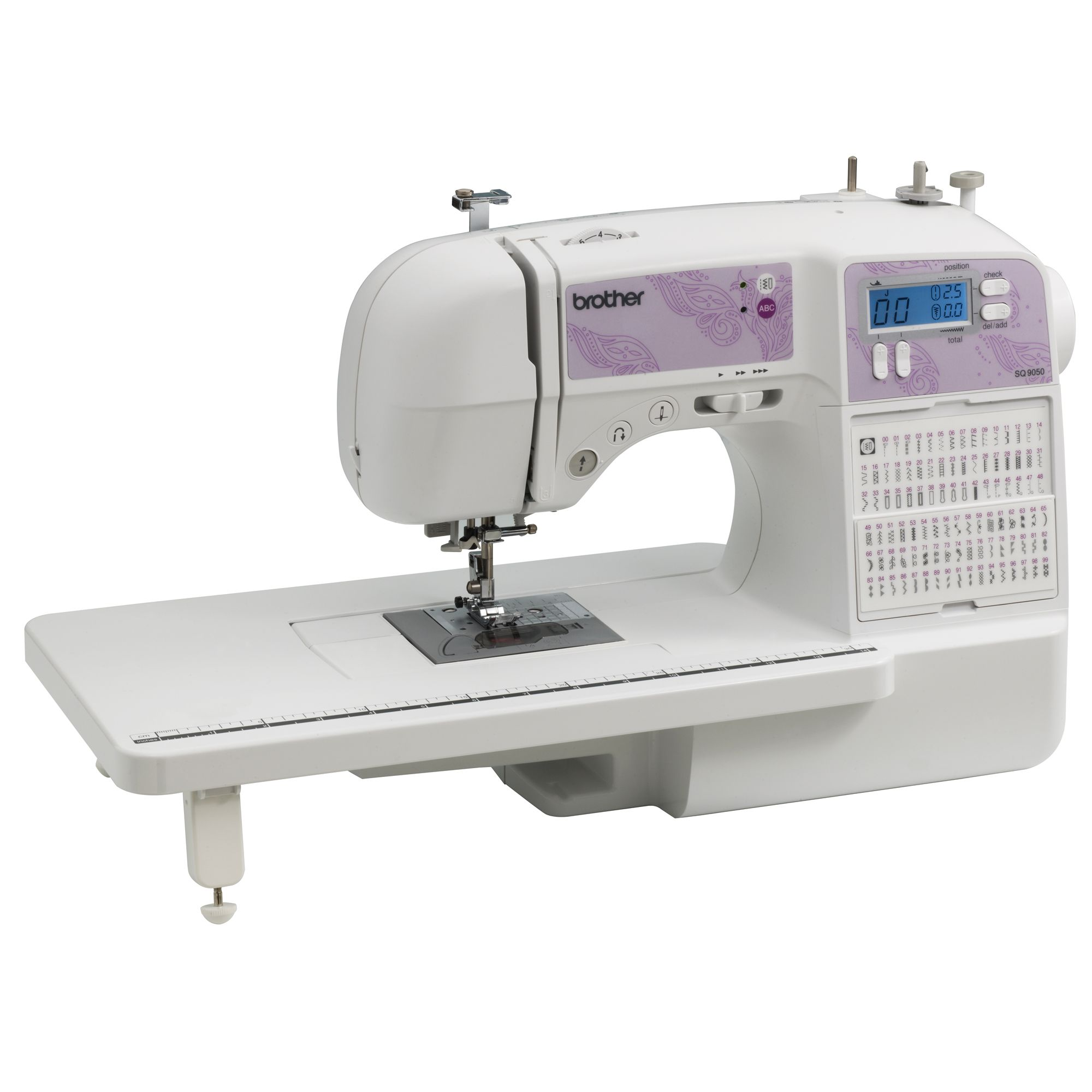 Brother SQ9050 computerized sewing and quilting machine at Walmart ... : quilting machines canada - Adamdwight.com