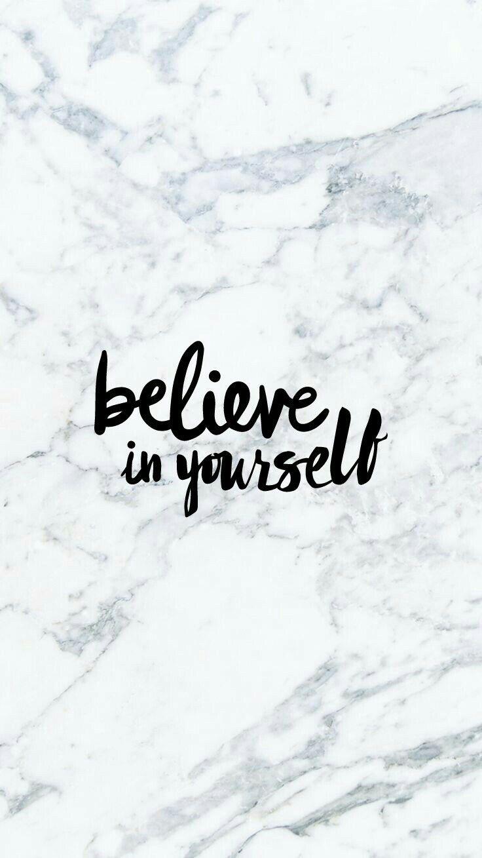 Believe In Yourself Beautiful Motivational