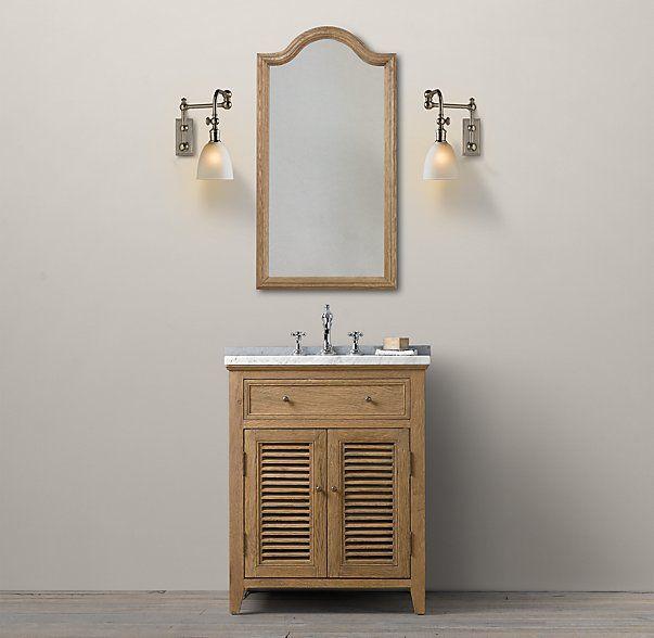 Vanity Sink, Restoration