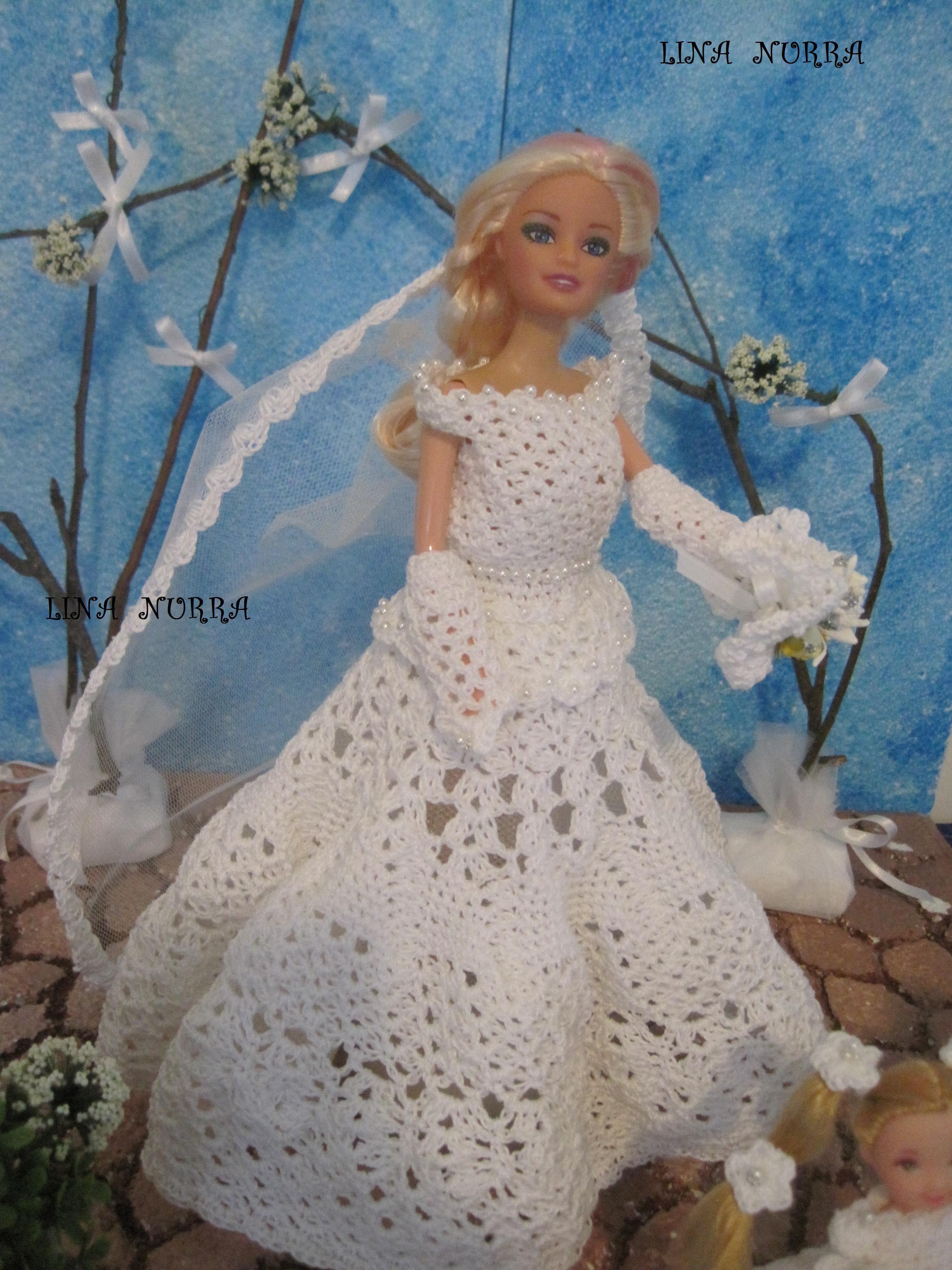 barbie sposa   Barbie Bride   Pinterest   Barbie, Tejido y Novios
