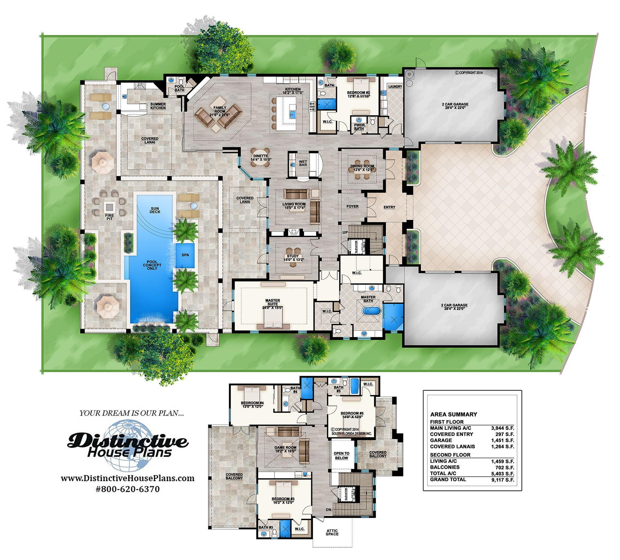 Distinctivehouseplans Com Beach Coastal Caribbean House Plans Single Family Coastal House Plans Contemporary House Plans Modern Contemporary House Plans