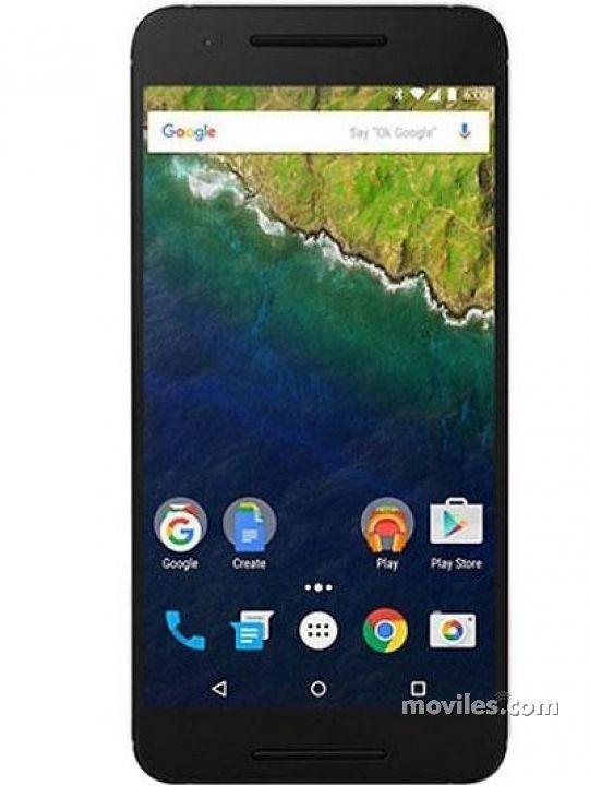Huawei Google Nexus 6P (Nexus 6P) Compara ahora:  características completas y 5 fotografías. En España el Google Nexus 6P de Huawei está disponible con 0 operadores: