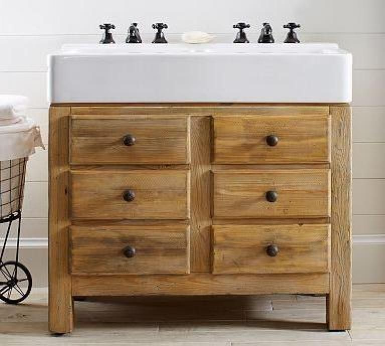 Antique Pine Bathroom Cabinet Ideas 16 #bathroomcabinets - Antique Pine Bathroom Cabinet Ideas 16 #bathroomcabinets Bathroom