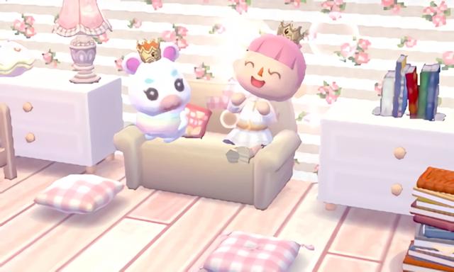 Faunas Cute Messy Room 0405 7734 791 Animal Crossing Animal Crossing Wild World Animal Crossing Characters