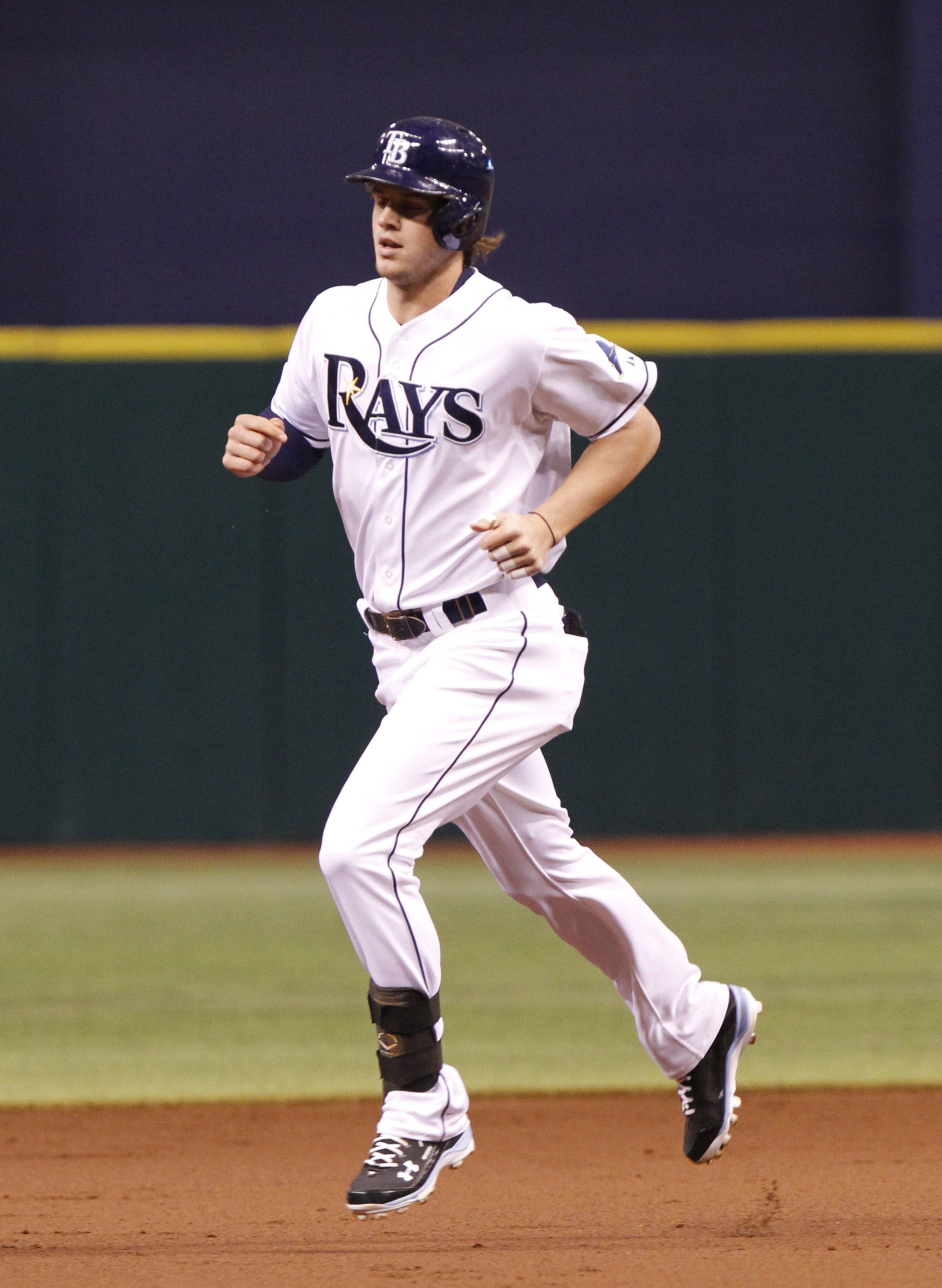 Crowdcam hot shot tampa bay rays right fielder wil myers