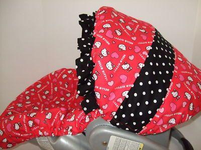 Hello Kitty Baby Car Seats 022233121478 New Cutie