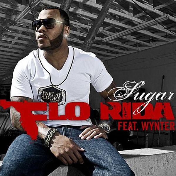 Flo Rida, Wynter Gordon – Sugar (single cover art)