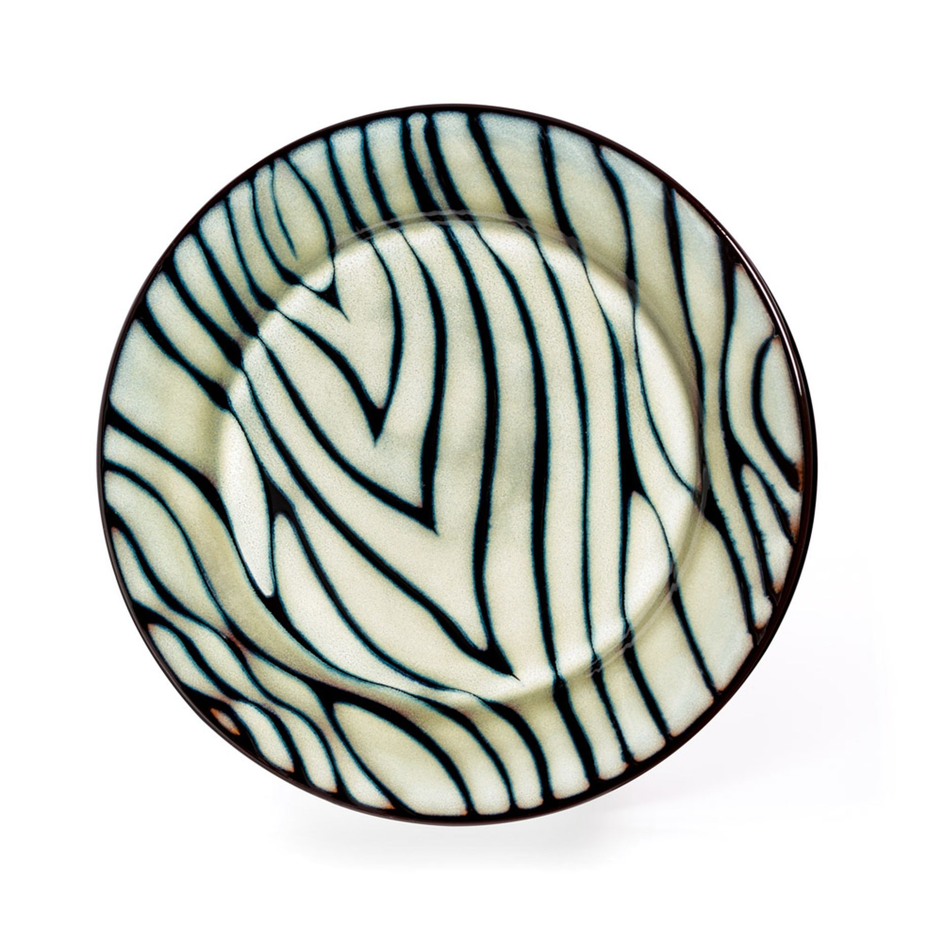Congo Dinner Plate Zebra Print  sc 1 st  Pinterest & Congo Dinner Plate Zebra Print | Mommy Loves Kenzie! | Pinterest ...