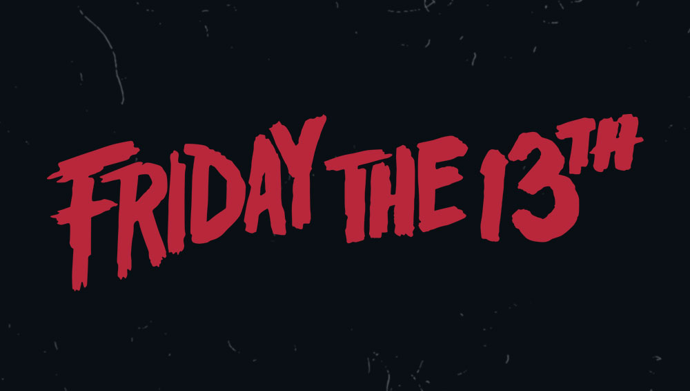 Friday The 13th Font Hyperpix Friday The 13th Friday The 13th Comics Happy Friday The 13th