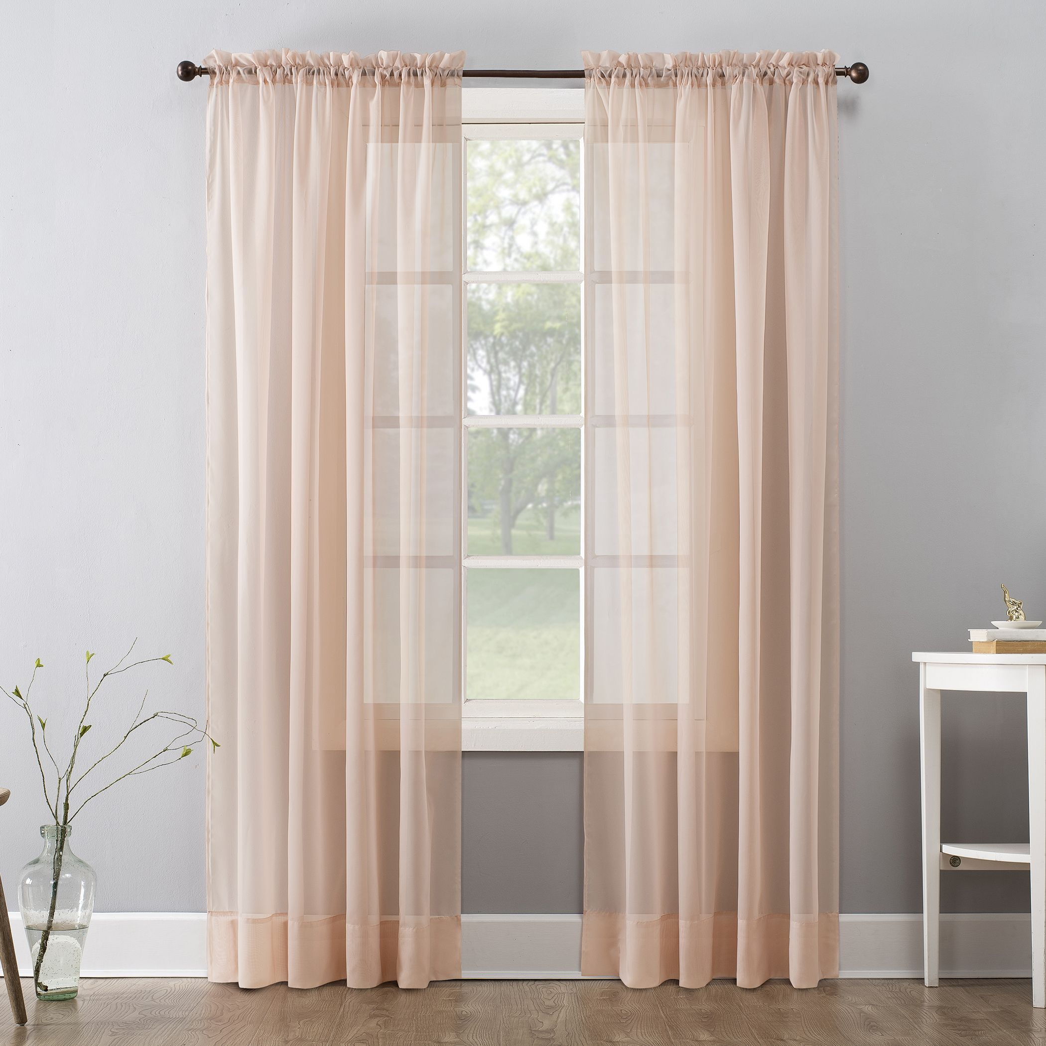 Home Panel Curtains Curtains Voile Curtains