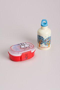 shinzi katoh lunchbox w/decks rabbit