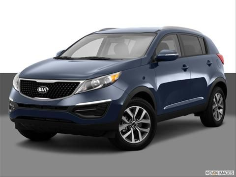 2014 Kia Sportage 4 Door LX MSRP 22,450 FPP 21,675 City 21/Hwy 28