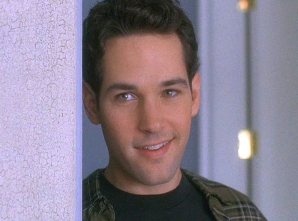 Paul Rudd From Celeb Crushes We Ll Never Get Over Paul Rudd Young Paul Rudd Paul Rudd Clueless